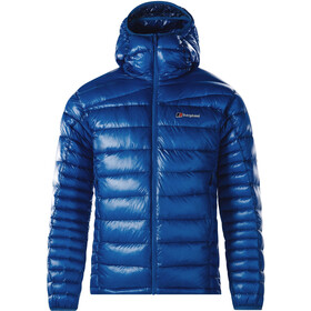 Berghaus Ramche Trans Antarctic Reflect Down Jacket Men, snorkel blue